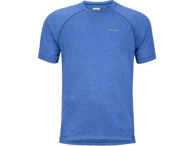 Marmot Accelerate - Camiseta manga corta Hombre - azul